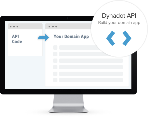 Dynadot API - Check out our Domain API & Advanced Domain API