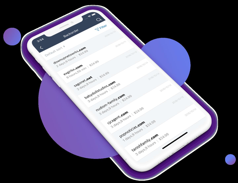 Dynadot App
