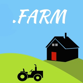 Make the .FARM Domain Your Online Home! - Donuts New TLD Launch: .FARM, .CODES, .VIAJES Registration
