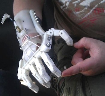 RoboHand - 3D Printed Bionic Hand