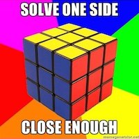 Rubik's Cube 40th Anniversary Meme - Tips for Finding a Domain Name