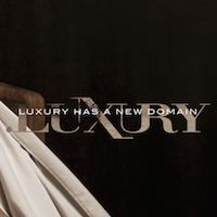 Welcome to .LUXURY! - New TLD Release .LUXURY General Availability