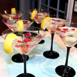Bellini Meanie Martini Recipe - 5 Refreshing Summer Drinks