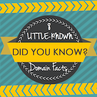 8 Little-Known Domain Facts - Check Out These 8 Fun & Interesting Facts About Domains!