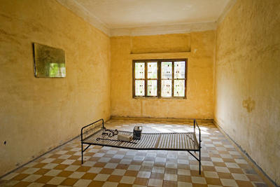Tuol Sleng Genocide Museum - 13 Spooky Places to Visit