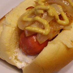 Seattle Cream Cheese Hot Dog - American Style Hot Dog Recipes