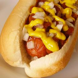 Detroit Style Coney Dog - American Style Hot Dog Recipes
