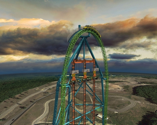 >Zumanjaro roller coasters - best roller coaster