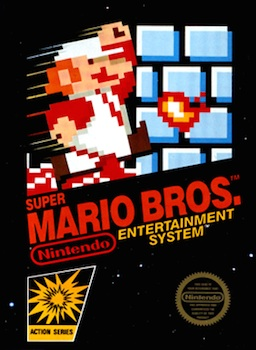 Super Mario Brothers - 5 Most Iconic Video Games