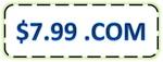 COM Domain Renew Coupon