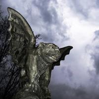 Friday Five: US Spooky Spots Gargoyle