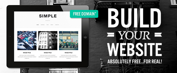 Dynadot's Free Website Builder