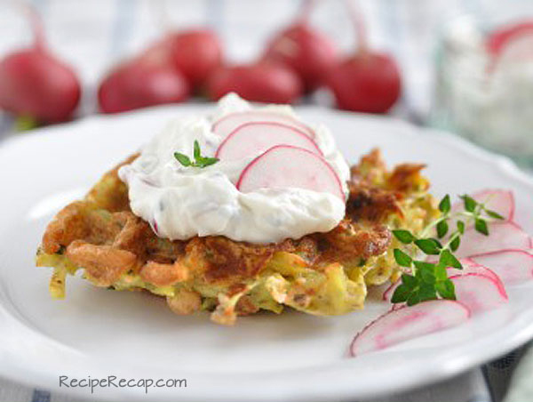 5 Recipes for Cook Something Bold Day - Potato Waffles