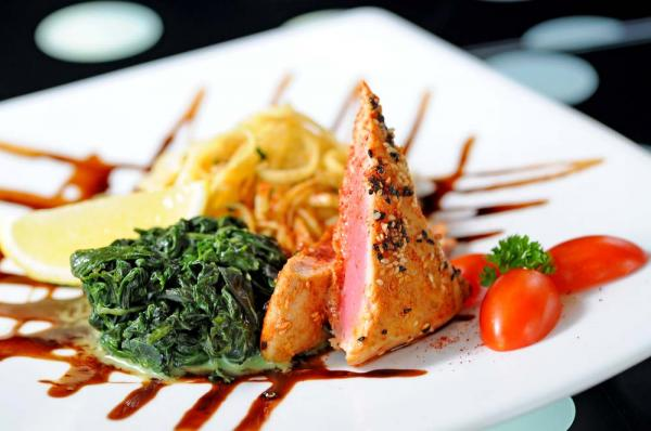 5 Recipes for Cook Something Bold Day - Sesame Soy Tuna Steak