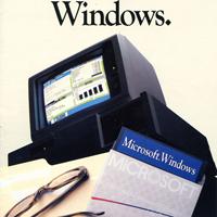TBT Look Into the First Windows - Microsoft Windows