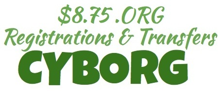 $8.75 .ORG Domain Registration & Transfer Coupon - Dynadot December Domain Deals