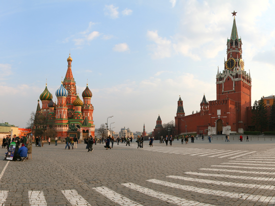 Newest TLDs From Russia with Love - Kremlin