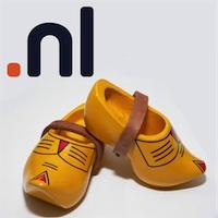 Dutch Wooden Shoes - .NL Domain Logo - .NL Domain Registration is Here! Nou breekt mijn klomp!