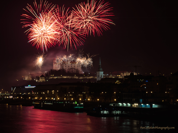 5 Best Places to Celebrate New Years - Bratislava