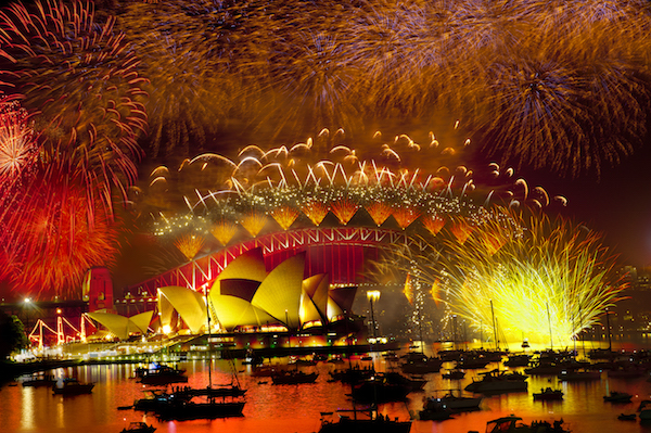 5 Best Places to Celebrate New Years - Sydney