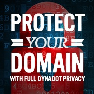 Dynadot Offers New & Improved Domain Privacy!