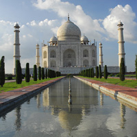 Taj Mahal, India - .IN Sale - Travel the World with these 5 TLDs on Sale Now