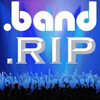 Newest gTLDs .RIP and .BAND Could Be Exactly What You Need - Domain Logos