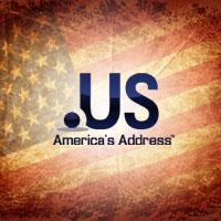 Top 5 .US Websites : Register .US Websites : .US Domains on Sale - .US Domain Logo