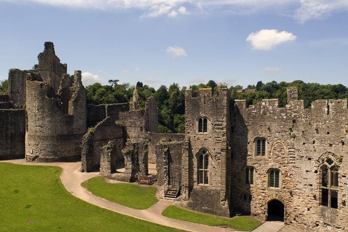 New gTLDs .WALES and .CYMRU Launch : Register .WALES Domains : Register .CYMRU Domains - Chepstow Castle