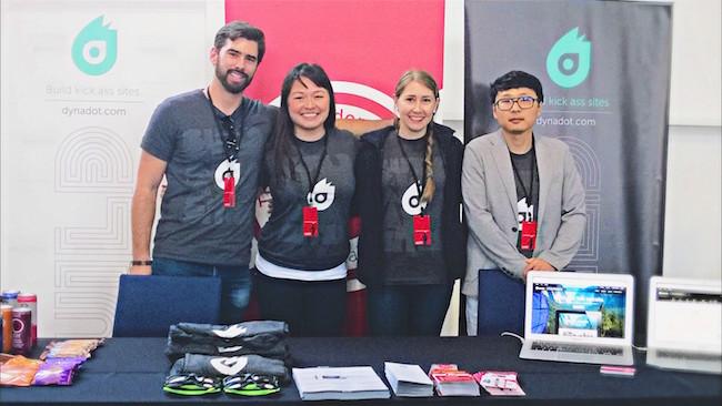 Team Dynadot at LAUNCH Hackathon 2015