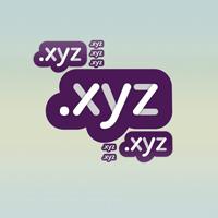 Favorite .XYZ Domain Websites - Register .XYZ Domains - .XYZ Website Ideas - .XYZ Logos