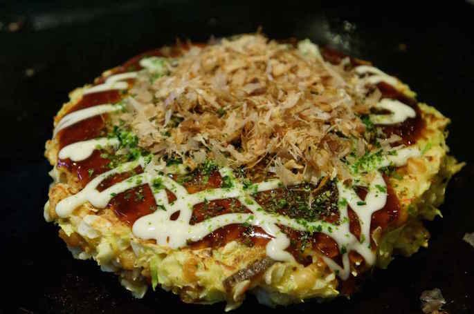 Introducing .OSAKA geoTLD : Register .OSAKA Domains : Osaka's Best Foods - Okonomiyaki