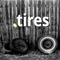 .TIRES Domain Launch : Register .TIRES Domains : .TIRES Domain Names - .TIRES Domain Logo