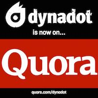 Dynadot Joins Quora : Domain Questions & Support : Dynadot Customer Service - Quora Logo - Dynadot Logo