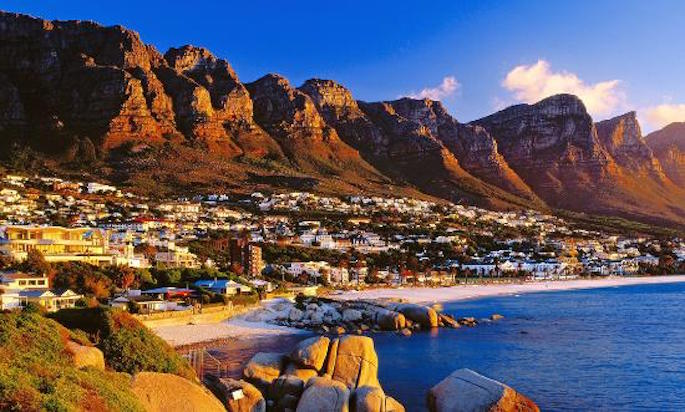 5 Top Summer Destinations : .GLOBAL Domain Sale : Register .GLOBAL Domains - Cape Town, South Africa