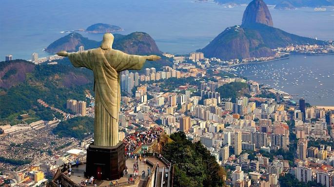 5 Top Summer Destinations : .GLOBAL Domain Sale : Register .GLOBAL Domains - Rio De Janeiro, Brazil