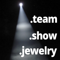 Register .JEWELRY Domains : Register .SHOW Domains : Register .TEAM Domains - Domain Logos