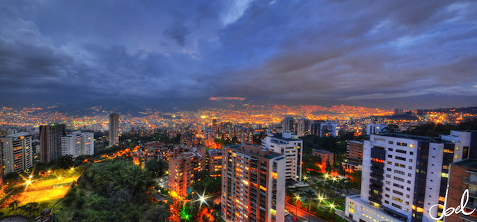 Colombia Travel Destinations : .CO Domain Registration : .CO Domain Sale - Medellin, Colombia