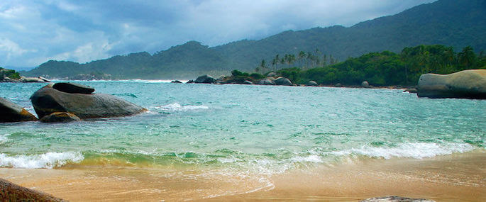 Colombia Travel Destinations : .CO Domain Registration : .CO Domain Sale - Santa Marta, Colombia