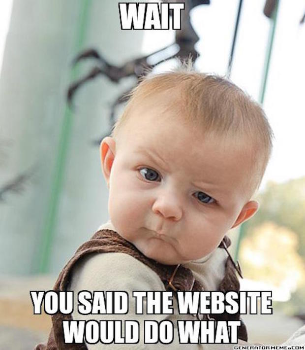 Check Yourself Before You .TECH Yourself : Register for .TECH today- Meme