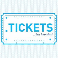 New Domain : .TICKETS Launches Today : Regsiter Now - .TICKETS Picture