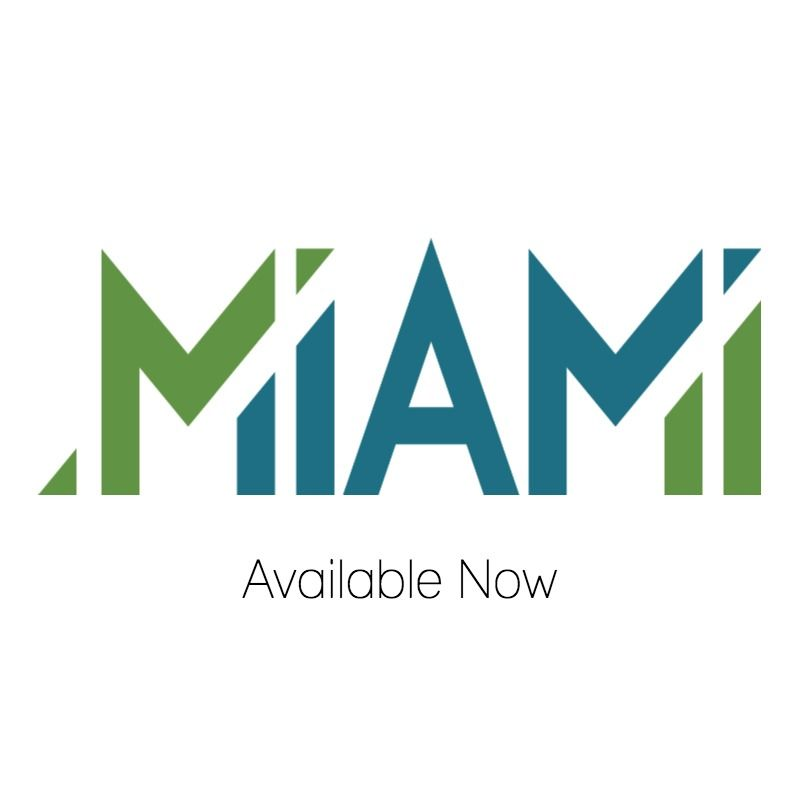 .MIAMI, A Smokin' Hot Domain Has Launched : Check It Out Now : Register Today