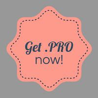 .PRO Is Unrestircted And Ready For Registration : Get Yours Today - .PRO Picture