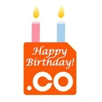 .CO Domain Two Year Anniversary