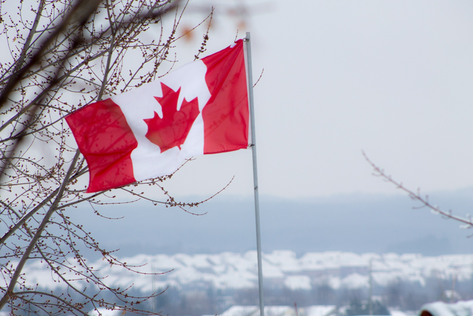 Show Your Canadian Side with a .CA : .CA is On Sale : Register Today - Local