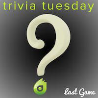 Trivia Tuesday - Win Domain Prizes, Coupons, and More at Dynadot : Dynadot Blog - Trivia Tuesday Logo