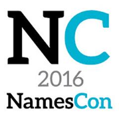 NamesCon 2016 : Recap