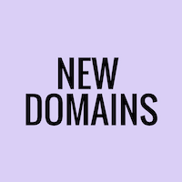.TAIPEI & .CLOUD Have Launched : New Domains : Register Today - New Domains