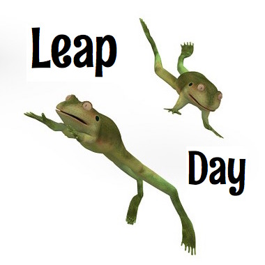 Jump at the Chance to Celebrate Leap Day with these Fun Facts & Fun Sales!