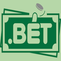 .BET Has Launched : Register Your .BET Domain Today : New TLD - .BET Logo